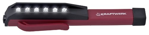 KRAFTWERK 32063 - Linterna formato boligrafo 6 LED (sin