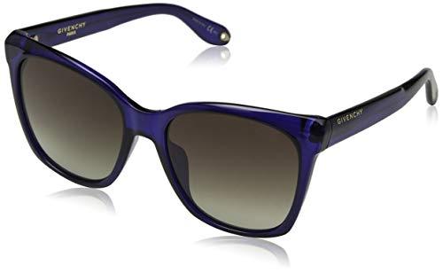 Givenchy Damen GV 7069/S HA PJP 55 Sonnenbrille, Blau (Blu/Brown)