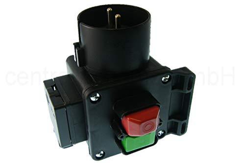 Tripus Sicherheitsschalter Nullspannungsschalter - Maschinen OberFräse Schalter Anschlußfertig