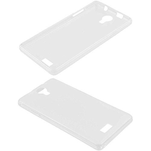 caseroxx TPU-Hülle für Archos 50D Neon, Handy Hülle Tasche (TPU-Hülle in transparent)