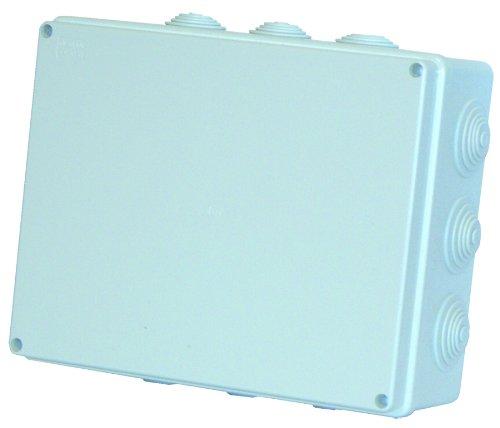 Voltman DIO013095 - Scatola a tenuta stagna 240 x 190 x 90 IP55