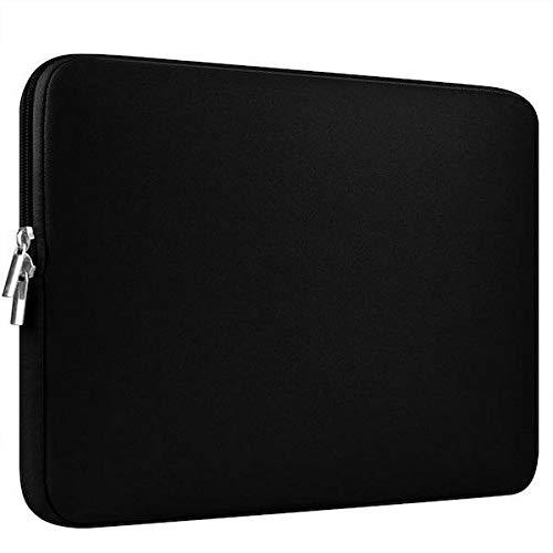 Hülle2go Toshiba Tecra Laptoptasche - Laptop Hülle - Schutzhülle für Laptops - 14 Zoll - Schwarz