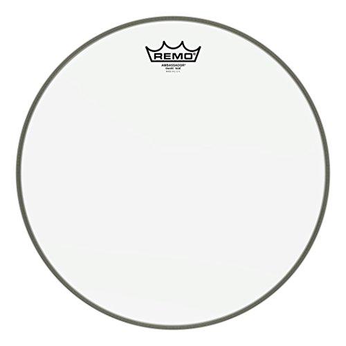 "Remo Hazy Ambassador Schlagzeugfell, SA0110–00 14"" Drumhead Hazy Hazy"