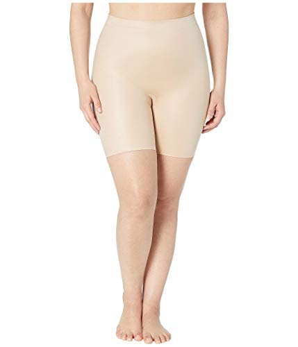 SPANX Plus Size Suit Your Fancy Butt Enhancer Natural Glam 1X - Regular