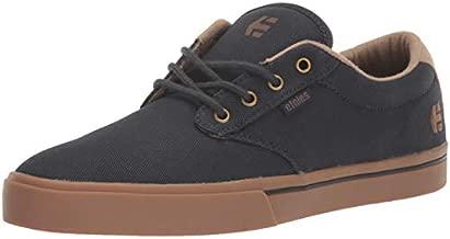 Etnies Men's Jameson 2 ECO Skate Shoe, Navy/Gum/Gold, 10.5 Medium US