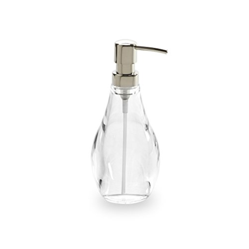 Umbra 020163-165 Droplet Soap Pump Clear