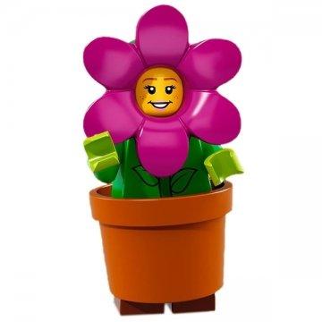 Lego 71021 Minifigures Serie 18 - Donna Fiore - Brixplanet