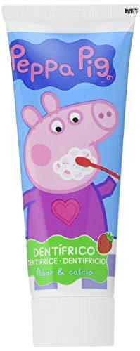Peppa Pig Dentífrico Infantil Pasta De Dientes, 75 ml