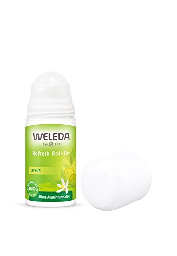 Weleda Italia Desodorante Roll-On Limón Fresh, 50 ml.