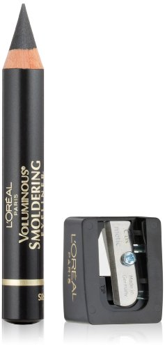 L'Oréal Paris Voluminous Smoldering Eyeliner, Grey, 0.087 oz.
