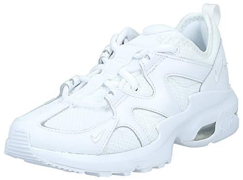 Nike Damen WMNS AIR MAX GRAVITON Laufschuhe, Weiß White White 100, 40.5 EU