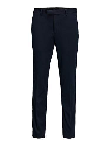 JACK & JONES Herren JPRSTEVEN Trouser STS Anzughose, Blau (Dark Navy), 52