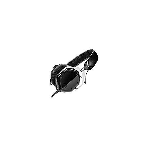 V-MODA Crossfade M-100 Over-Ear Noise-Isolating Metal Headphone (Phantom Chrome)