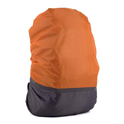Multi Colors Backpack Rain Cover Reflective Waterproof Bag Cover Outdoor Camping Travel Rainproof Dustproof Covers