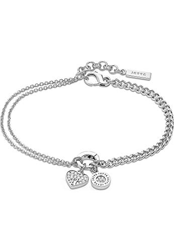 JETTE Silver Damen-Armband 925er Silber 26 Zirkonia One Size 87554848