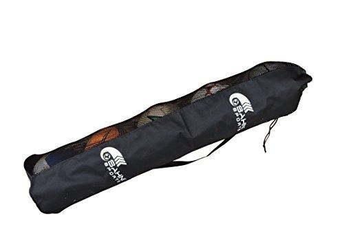 Sahni Sports Football Carry Bag/Tubular Ball Sack (for 5 Balls Size 5)