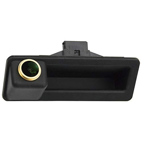 HD 1280x720p Goldene Kamera Wasserdicht Nachtsicht Rückfahrkamera Distanzlinien Umschaltbar Einparkhilfe für BMW E60 E61 E70 E71 E72 E82 E88 E84 E90 E91 E92 E93 X1 X5