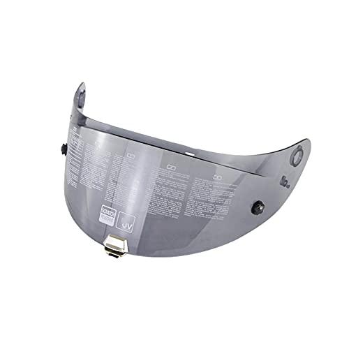 biteatey Visera para casco de motocicleta – lente de soldador de casco – visera de casco – lente de visión nocturna – visera de sol – aplicar a HJC RPHA11 y RPHA70 Revo