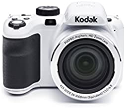 Kodak PIXPRO Astro Zoom AZ421-WH 16MP Digital Camera with 42X Optical Zoom and 3