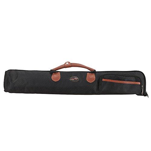 ammoon 1680D Bolsa de Clarinete Estuche para Clarinete El Tipo Recto Espesar Acolchado 15mm Espuma con Correas del Hombro