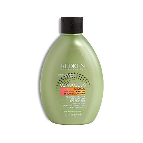 Redken Curvaceous High Foam Shampoo 300ml by Redken
