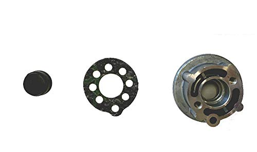 CoFast Head Cap Set 876-711, Gasket G and Exhaust Valve for Aftermarket Hitachi NV45AB2 Coil Roofing Nailer