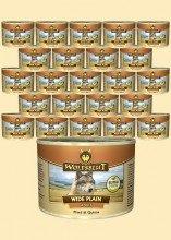 Wolfsblut Wide Plain Quinoa - Cibo umido per cani con carne di cavallo e quinoa, 6 x 200 g
