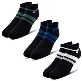 Pair of Thieves Men's 3 Pack Casual Cushion Low Cut Socks | Help Give Socks To Those in Need | Ready For Everything