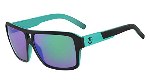 Dragon Dr The Jam Ll Mi Ion Gafas de sol, JET TEAL, 60mm, 13mm, 135mm para Hombre