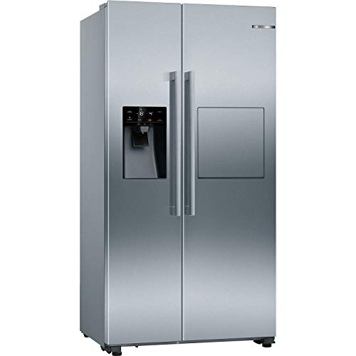 Bosch 531 Litre American Fridge Freezer - Stainless steel