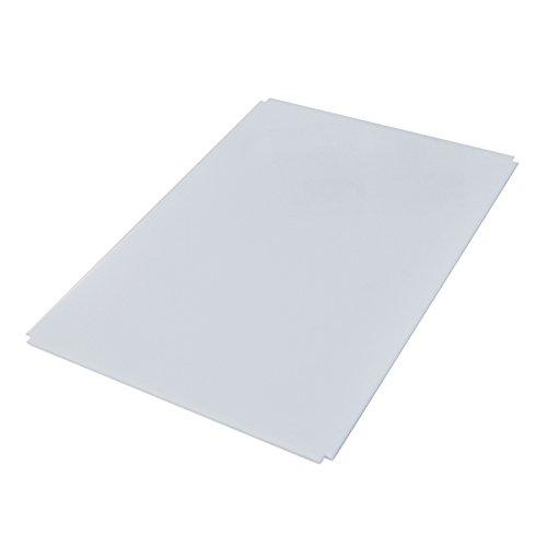 Pantalla de metacrilato 5mm opal para mesa de luz para LATT