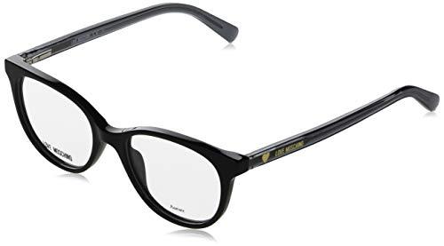 Love Moschino Brillen MOL543 Black 49/17/140 Damen