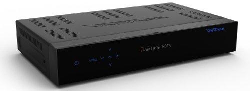Vantage HD 8000S Twin HDTV PVR Receiver