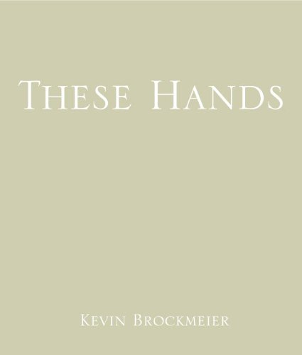 『These Hands』のカバーアート
