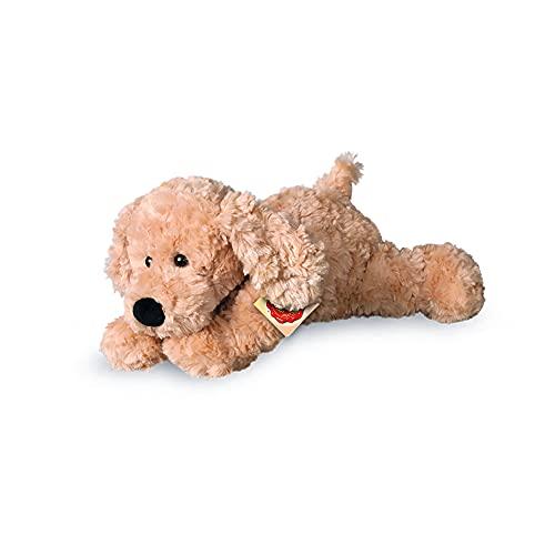 Teddy Hermann 91928 Schlenker-Hund 28 cm, Kuscheltier, Plüschtier