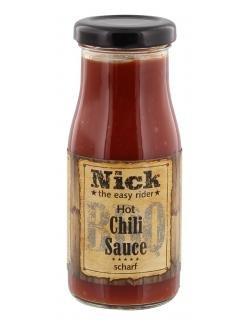 Nick BBQ-Chili Sauce 140 ML