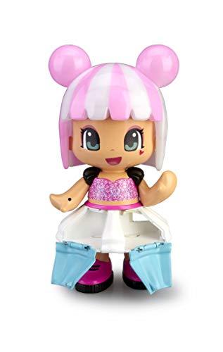 Pinypon Magic Secret Code - Gran figura de 30cm sorpresa para niños y niñas de 4 a 8 años (Famosa 700015075)