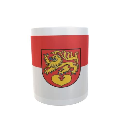 U24 Tasse Kaffeebecher Mug Cup Flagge Seesen