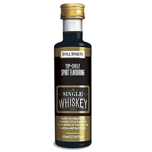 Still Spirits Top Shelf Single Malt Scotch 50ml Essence Flavours 2.25L