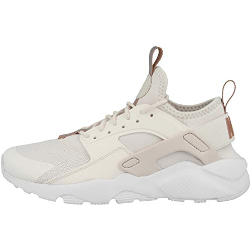 Nike Air Huarache Run Ultra GS, Scarpe Running Bambina, Bianco (Phantom/Mtlc Red Bronze-White 014), 38.5 EU