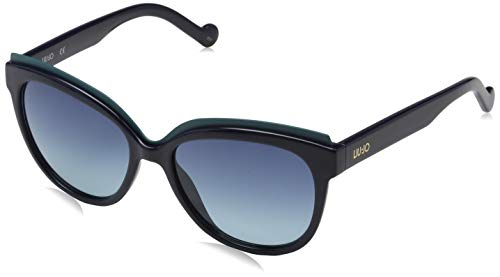 Liu Jo Lj689S 400 56 zonnebril Midnight Blue Dames