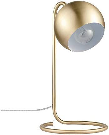 Globe Electric 52885 Richmond Desk lamp Matte Brass product image