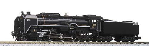 KATO N Gauge C62 2 Tokaido Style 2017-8 Railway Model Steam Locomotive