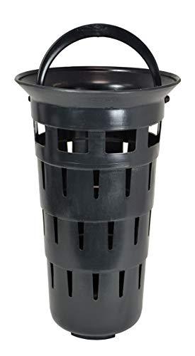 GAT Hofsinkkasten-Eimer Kunststoff PE-HD ähnlich DIN 1236 Schlitzeimer Gulli Schlamm, Ausführung:lang