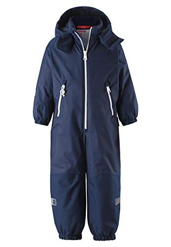 Reima Kids Finn Winter Overall Blau, Hose, Größe 98 - Farbe Navy