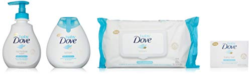 Baby Dove Complete Care Baby Essentials Gift Set