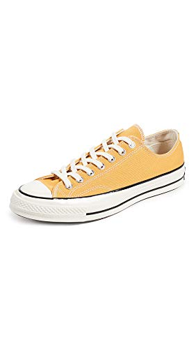 Converse Taylor Chuck 70 Ox, Zapatillas Unisex Adulto, Multicolor (Sunflower/Black/Egret 721), 41 EU
