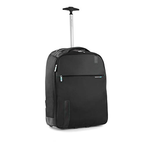 RONCATO Speed mochila para portátil 15.6  negro  medida: 55 x 40 20 cm  compartimentos