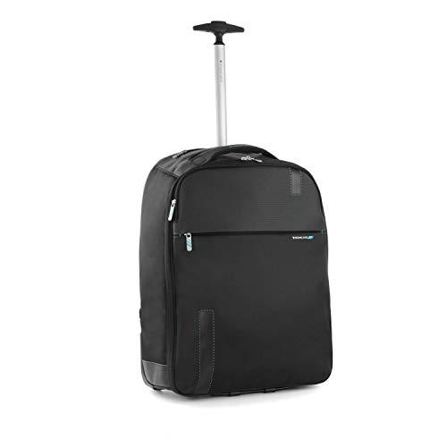 """RONCATO Speed mochila para portátil 15.6"""" negro, medida: 55 x 40 x 20 cm, compartimentos interiores para la organización interna de todas tus cosas"""