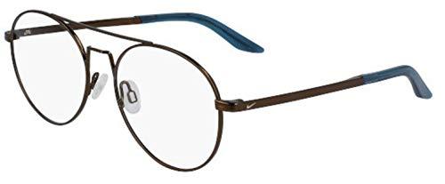 NIKE 8211 - Gafas de Sol Walnut Unisex para Adulto, Multicolor, estándar